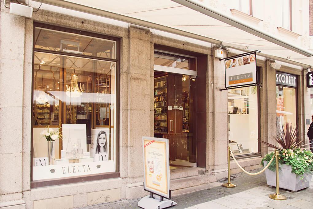 helsingborg butiker öppettider